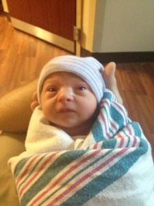 Hazel - Bohring-Opitz Syndrome - Newborn