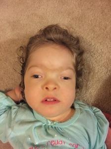 Hazel - 29 months old