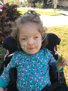 Hazel - Bohring-Opitz Syndrome